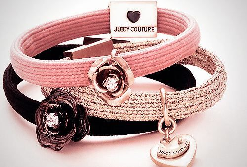 : Cute Fashion, Arm Candy, Rose, Juicy Couture, Posts, Inspiration Pictures, Juicycouture, Jewelry Boxes, Eye