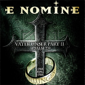 E Nomine - probably the only group that can make religious music awesome in a gothic sort of way!