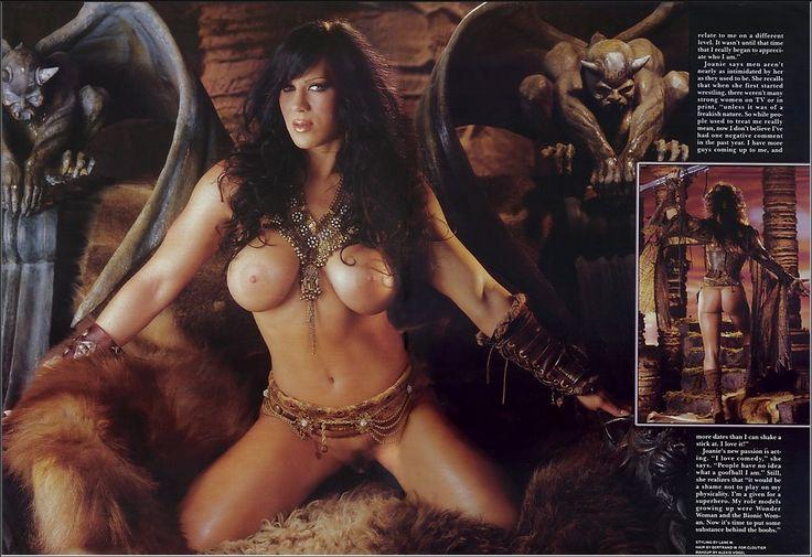 Naked Hollywood: Female Wrestler Chyna