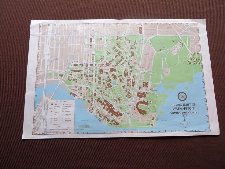 48 best Maps images on Pinterest Cards Maps and Campus map