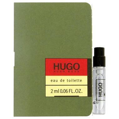 HUGO by Hugo Boss Vial (sample) .06 oz