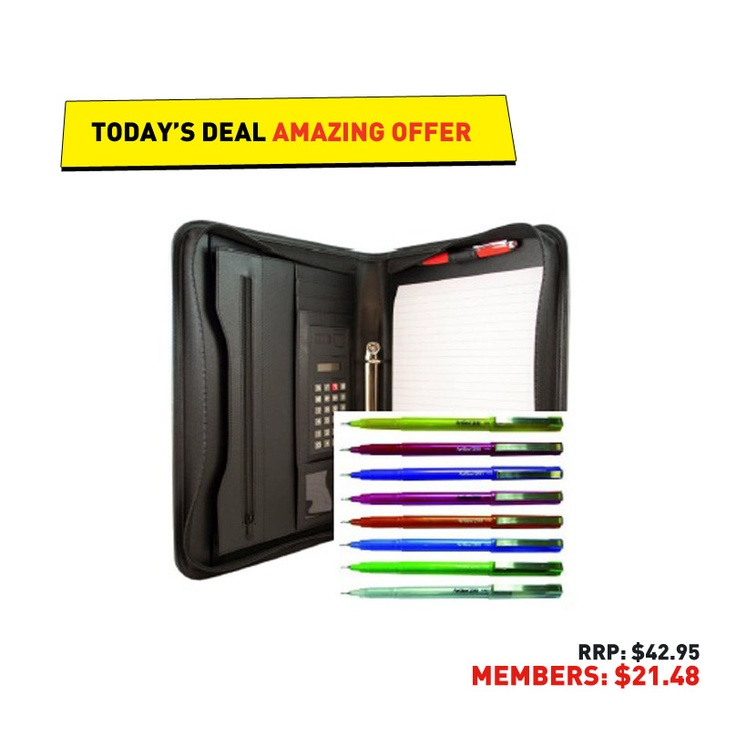 #50deals Day 34 - 14th June: Compendium, meet #Artline. Match made in #organisational heaven!