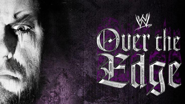WWE Over The Edge (1999) logo