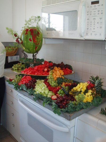 Another fruit display idea