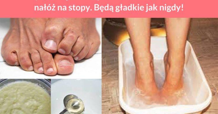 Lato to czas, kiedy dużo bardziej dbamy o stopy. Poniżej znajdziecie przepis na maseczkę, która doskonale oczyszcza, wygładza poprzez usuwanie martwego naskórka i nawilża stopy. Jej głównym składnikiem jest soda ...