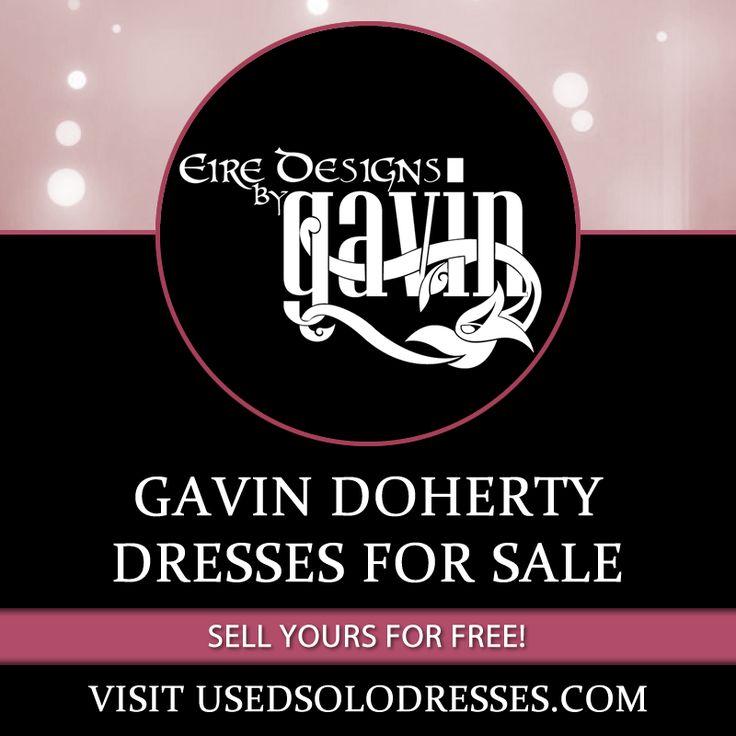 Gavin Doherty Irish dance dresses