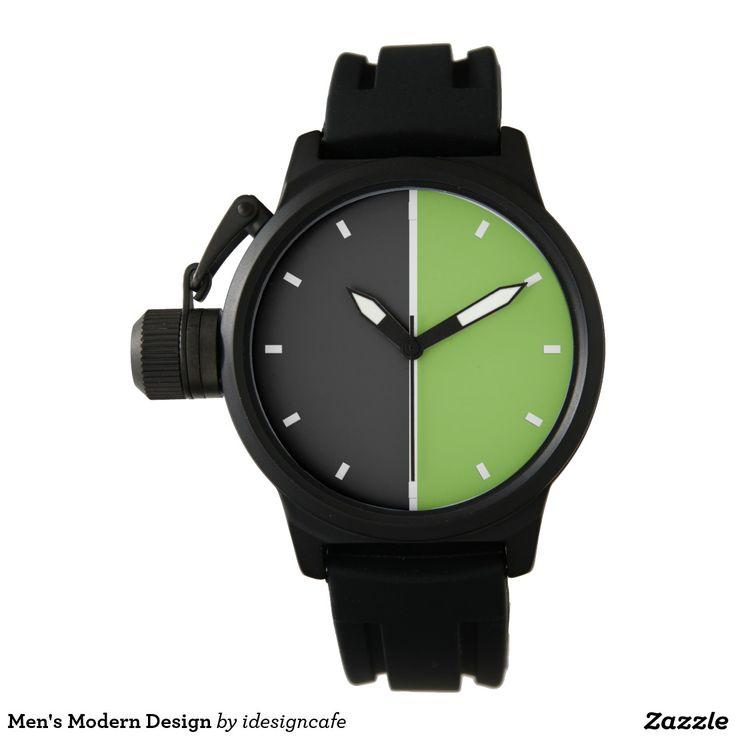 Men's Modern Design Wristwatches