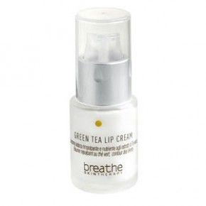 BREATHE - AGE CORRECTING REGENERATIVE GREEN TEA LIP CREAM