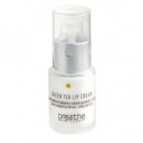 BREATHE - AGE CORRECTING REGENERATIVE GREEN TEA LIP CREAM