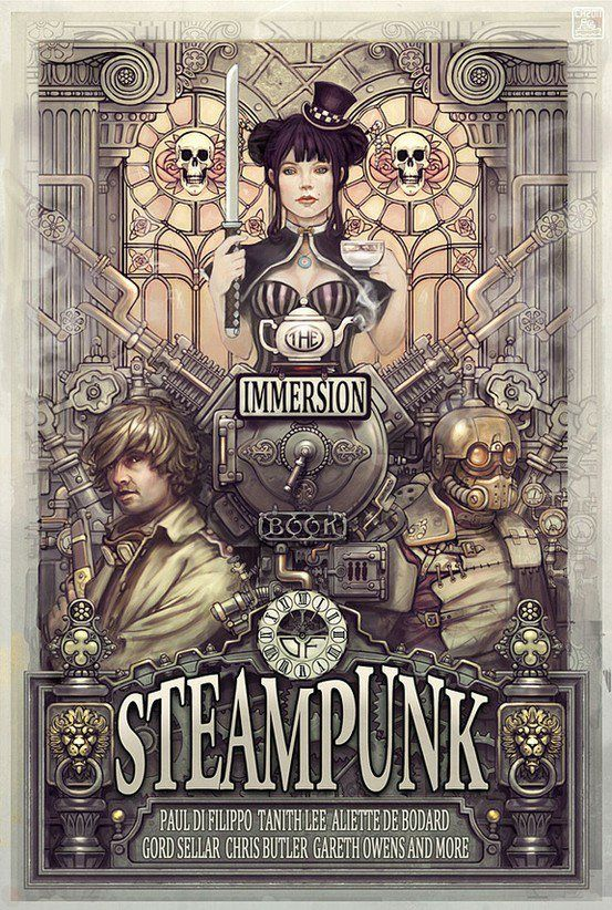 What is Steampunk? http://www.gdfalksen.com/post/20357409792/steampunk