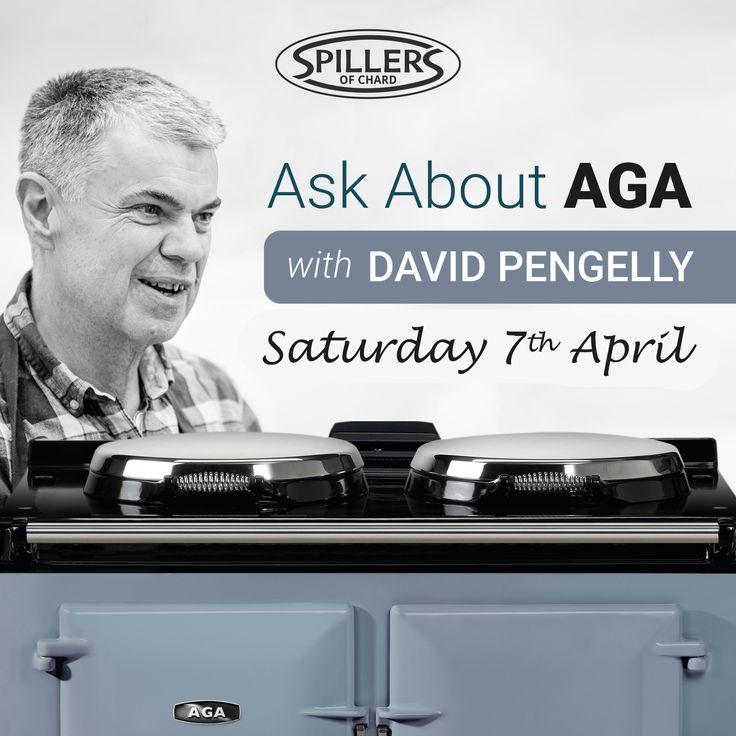 Ask About Aga Saturday 7th April