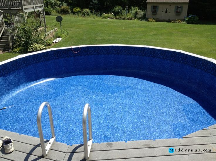 17 Best ideas about Above Ground Pool Liners on Pinterest | Above ground  pool cost, Above ground pool decks