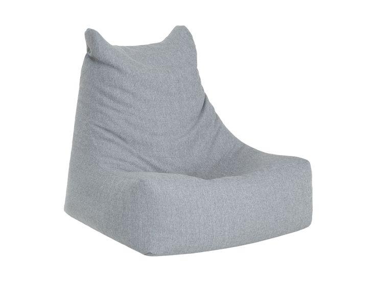 COZY Sittsäck Ljusgrå i gruppen Inomhus / Fåtöljer hos Furniturebox (110-32-89221)
