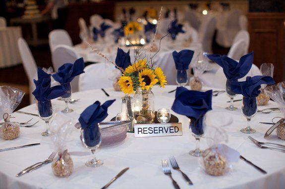 Dark Blue And Yellow Wedding: Best 25+ Blue Yellow Weddings Ideas On Pinterest