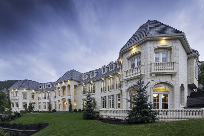 'The Loeffler Mansion' – A 22,000 Sq. Ft. Residence in Draper, UT (PHOTOS & VIDEO) | Pricey Pads