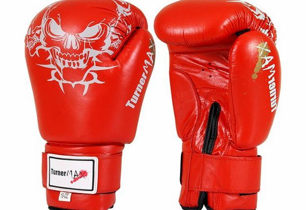 Turner Sports Genuine Cowhide Leather Boxing Gloves Professional Martial Arts Sparring Gloves, Red, 8 oz These gloves are made from durable cowhide leather and are used by professionals. They are quality checked to ensure that the hand measures against the weight of the glov (Barcode EAN = 5060178371079) http://www.comparestoreprices.co.uk/boxing-equipment/turner-sports-genuine-cowhide-leather-boxing-gloves-professional-martial-arts-sparring-gloves-red-8-oz.asp