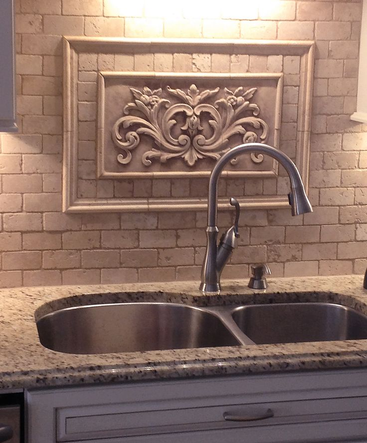 andersen ceramics leanneal on pinterest rh pinterest com Beach Mural Kitchen Tile Backsplash Easy Install Kitchen Backsplash Ideas