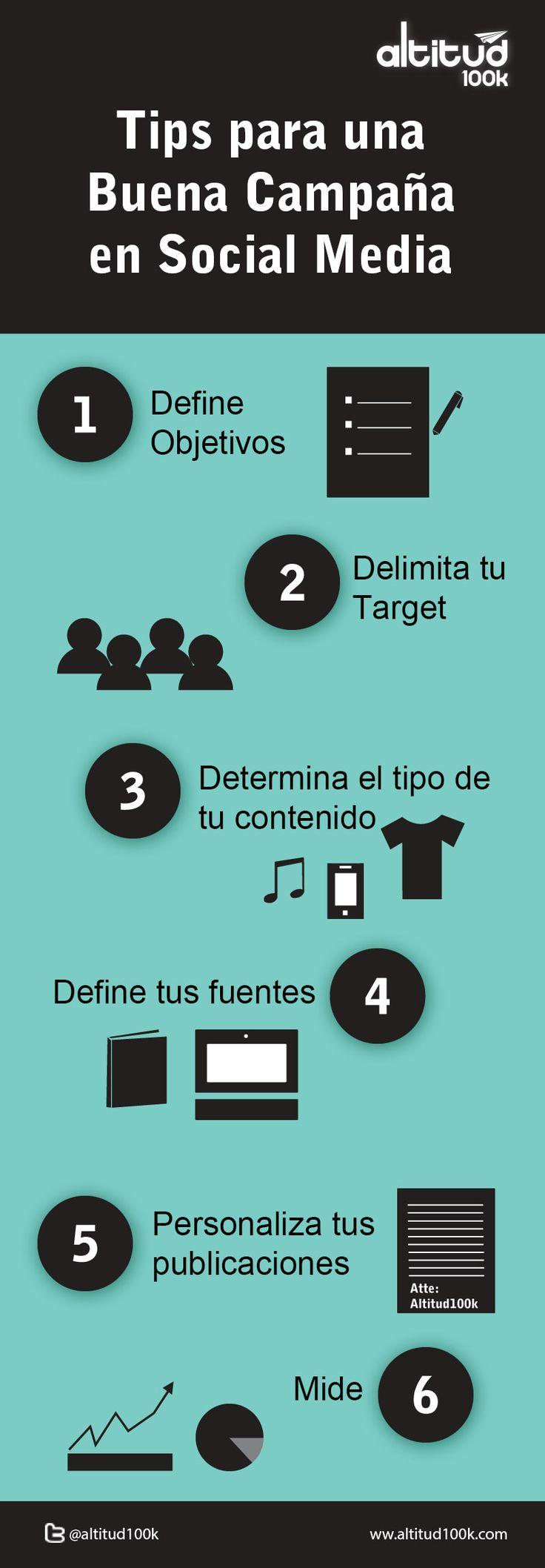 Los 5 pasos para realizar una Campaña Social-Móviles altamente efectiva #MarketingDigital #MarketingMoviles   Magenta Innovaciones C.A.