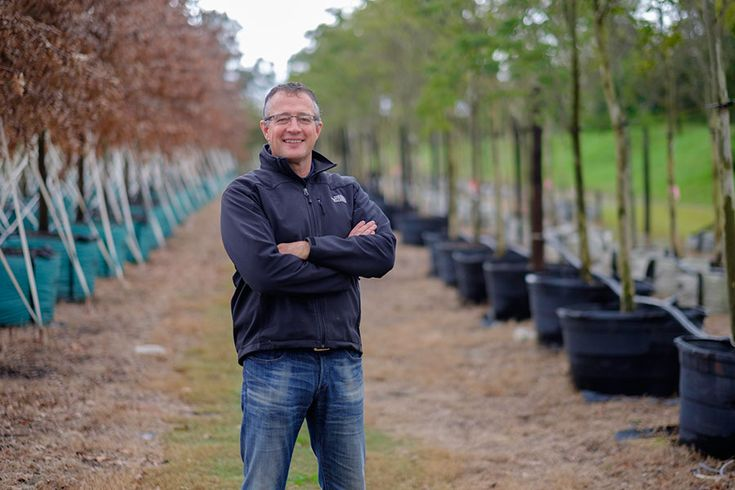 Carbon-neutral wholesale nursery collects Medium Business Entrepreneur of the…