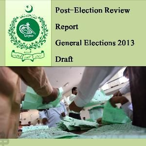 Post Election Review Report General Elections 2013 written by pdfbookspk Post Election Review Report General Elections 2013 written by pdfbookspk.PdfBooksPk posted this book category of this book is politics.Format of  is PDF and file size of pdf file is 1.83 MB.  is very popular among pdfbookspk.com visotors it has been read online 99  times and downloaded 115 times.