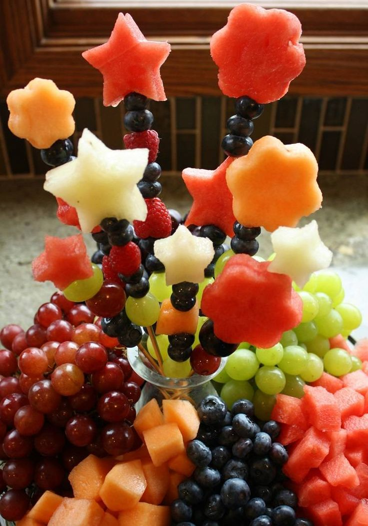 Salade de fruits originale 20 id es pour anniversaire d for Cuisine originale