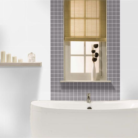 31 best CASA carrelage images on Pinterest Tiles, Flooring and - brico depot faience salle de bain