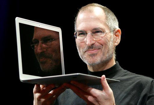 Steve Jobs (02/24/55 - 10/05/2011)  Say what you wish about corporate America, or Apple's policies as a company or whatever; Steve Jobs was brilliant, driven, insightful, intuitive, courageous, ruthless in his ambition, & even funny.  His vision changed the way we live.