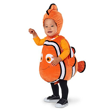 Nemo Costume for Baby - Finding Dory