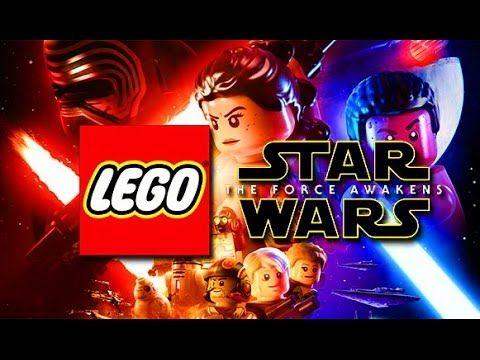 Лего Звездные Войны Игра как Мультик для детей LEGO Star Wars Gameplay