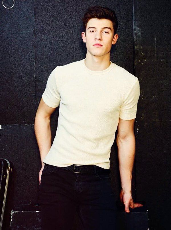 New photos from Shawn's photoshoot with Notion Magazine ...