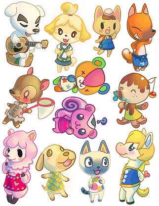 Animal Crossing: New Leaf Adventures