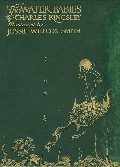 illustrated by Jessie Willcox Smith, The Water Babies