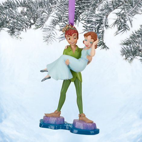 Peter Pan and Wendy Sketchbook Ornament | Ornaments | Disney Store | Christmas  Ornaments | Pinterest | Peter pans, Ornament and Disney s - Peter Pan And Wendy Sketchbook Ornament Ornaments Disney Store