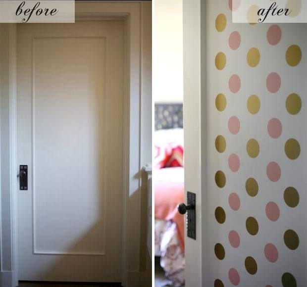 Αυτοκόλλητα για Υπνοδωμάτιο |  Κορίτσια Υπνοδωμάτιο Διακόσμηση Ιδέες |  Κάντε κλικ για Tutorial