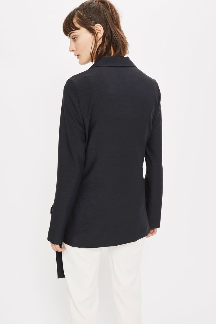 Ring Belt Jacket - New In Fashion - New In - Topshop
