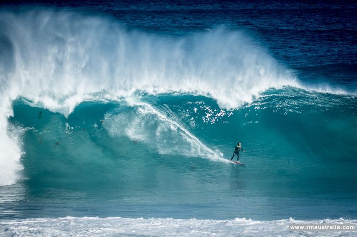 Margaret River, Western Australia. Tody's surf swell was PUMPING!