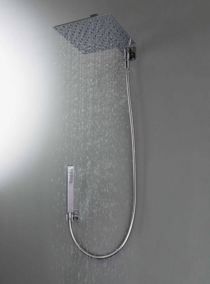 best rain shower heads for modern eco friendly bathrooms - Pioneering Bathroom Designs