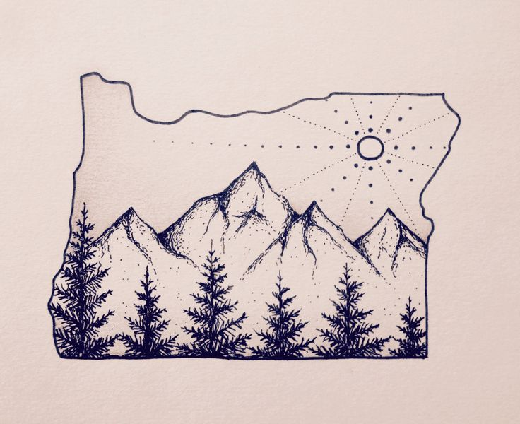 Something likes this but with Colorado :)