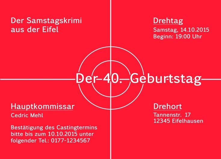 the 25+ best einladungskarten 40 geburtstag ideas on pinterest, Einladung