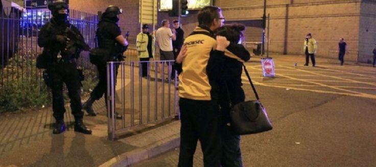Manchester má ďalšieho hrdinu. Anjelom strážnym sa stal bezdomovec