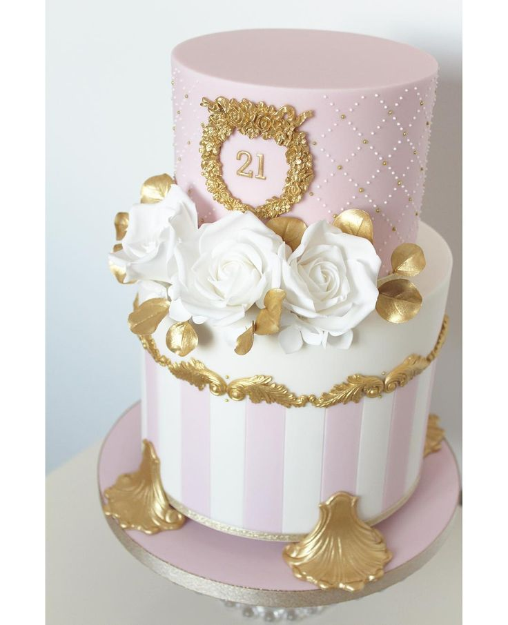137 best Special birthday cakes female images on Pinterest