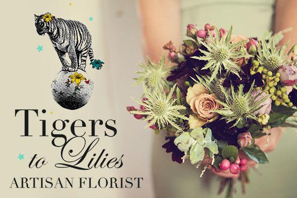 tigers to lilies artisan florist uk - Google Search