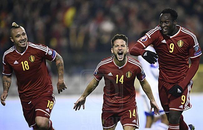 lamiafamilia (MY FAMILY): EURO 2016 : Belgium jadi pasukan No 1. dunia 5 Nov...