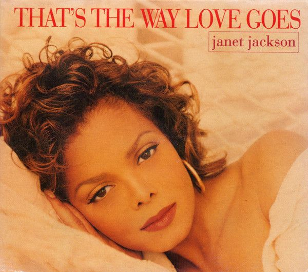 That's the Way Love Goes - Janet Jackson (Album: janet. / 1993)