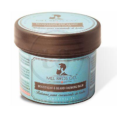 Mel Bros con 3% de Minoxidil, Quioco ayuda a crecer la barba naturalmente, estimular vello facial, The Shaving Co 5% Minoxdil para barba, como crecer más barba