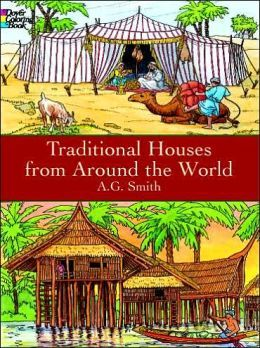 A very good look into cultures around the world and the traditional dwellings they've created