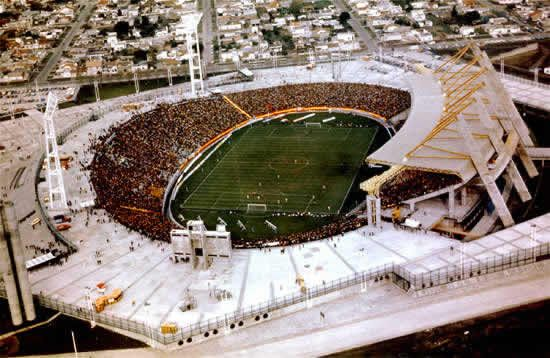 Estadio Jose Maria Minella, Mar del Plata