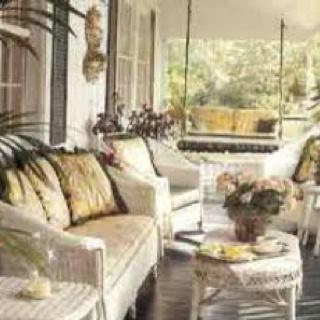 : Sweet Tea, Big Front Porches, Favorite Places, Outdoor Living, Dream, Decorating Front Porches, Outdoor Spaces, Porch Ideas