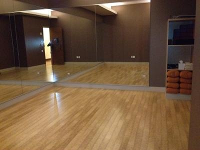 pure yoga west studio