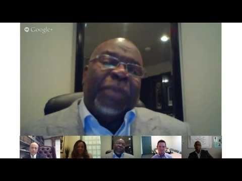 Bishop Jakes - Google Hangout on Leadership